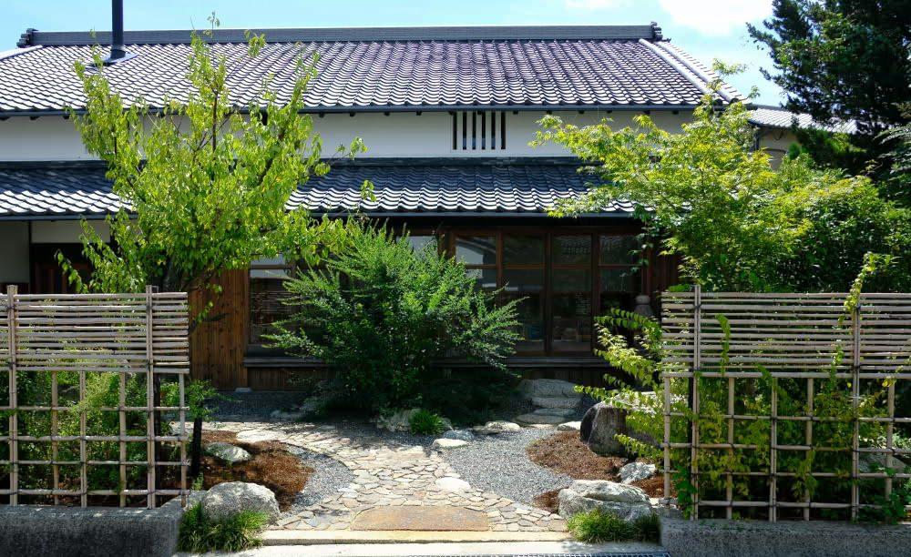 (株)木造建築東風の事務所。築110年の古民家