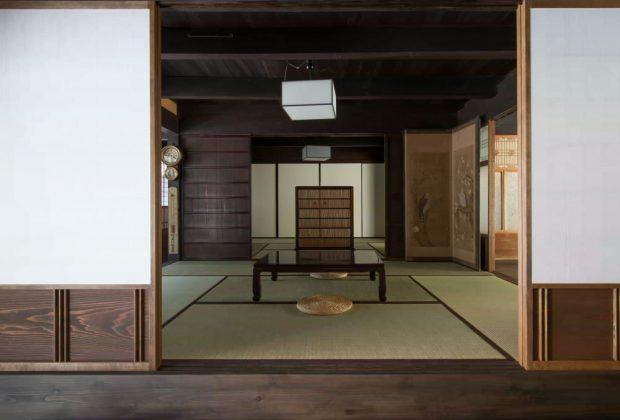 奈良県桜井市古民家リノベーション和風モダン建築家13