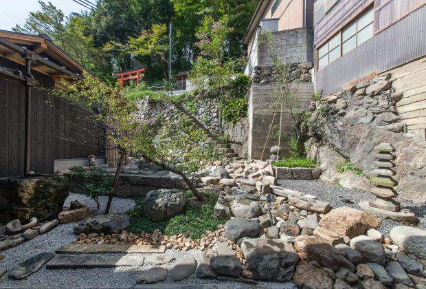 奈良県桜井市古民家リノベーション和風モダン建築家庭10