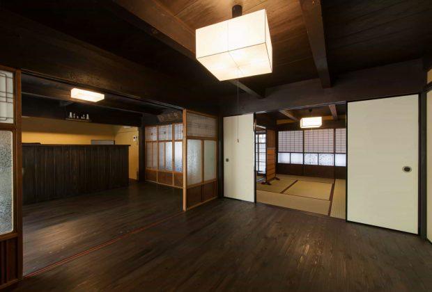 奈良県桜井市古民家リノベーション和風モダン建築家9