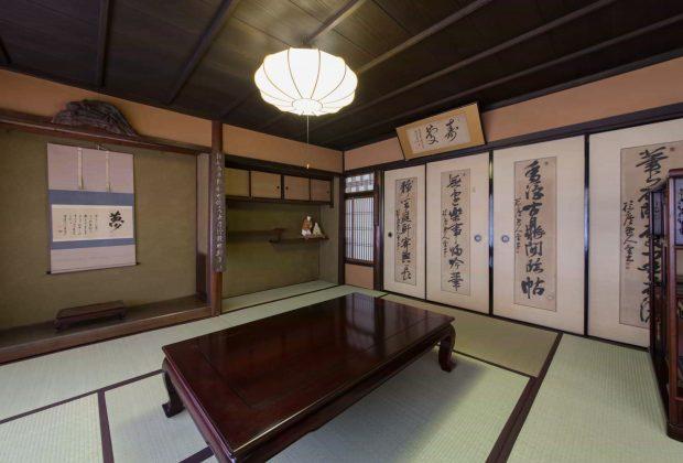 奈良県桜井市古民家リノベーション和風モダン建築家7