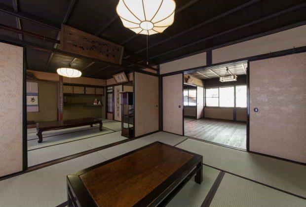 奈良県桜井市古民家リノベーション和風モダン建築家6