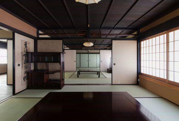 奈良県桜井市古民家リノベーション和風モダン建築家5