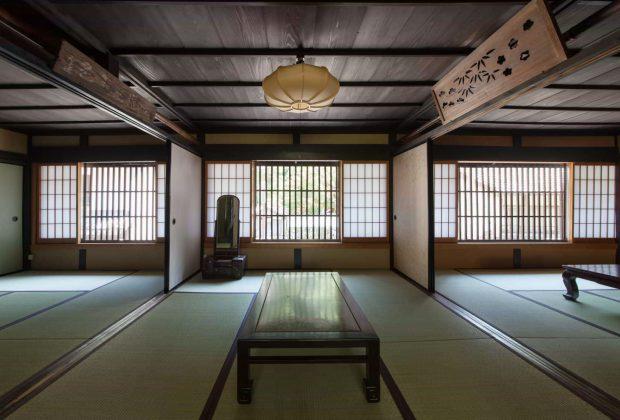 奈良県桜井市古民家リノベーション和風モダン建築家4