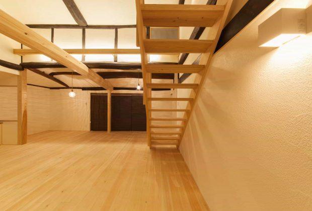 川西市古民家リノベーション明るい川西市古民家リノベーション明るい和風モダン建築家デザイン10