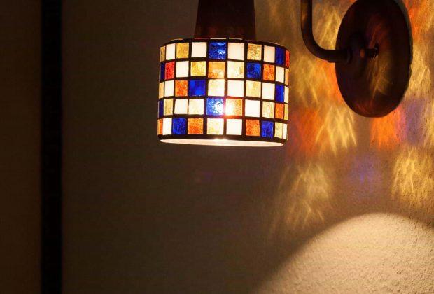 古民家リノベーション木造建築家照明