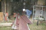 上郡-3-波板の整理